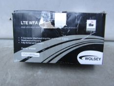 Wolsey LTE WFAV 25 - Variable Gain Wideband Masthead Amplifier Kit - Unchecked & Boxed - RRP £25
