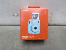 Fujifilm Insta X Mini 11 - Unchecked & Boxed - RRP £70