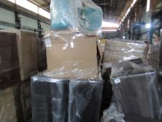 | 1x | PALLET OF APPROX 5 LOFT CHAIRS | ALL UNCHECKED|