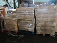 | 1x | PALLET OF APPROX 26 LOFT WELLINGTON DINING TABLES. COMES IN 2 BOXES PER DINING SET | ALL