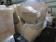 | 1x | PALLET OF APPROX 4 LOFT CHAIRS | ALL UNCHECKED|