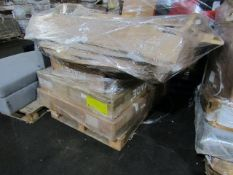 Mixed pallet of Made.com customer returns to include 12 items of stock with a total RRP of
