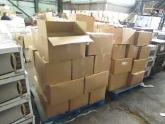 1x Pallet Containing Approx 21 Microwave Ovens in Non-Original Boxes - Please be aware we do not