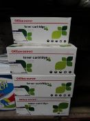 Approx 22x Office Depot - Toner Cartridge Compatible With Samsung SF5100D3 - Unchecked & Boxed.