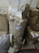 12.5cm Deep Memory Foam Mattress - Unchecked & Packaged.