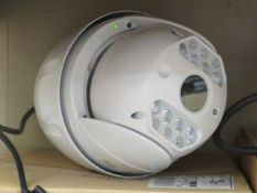 IR Speed Dome Camera, unchecked and boxed.