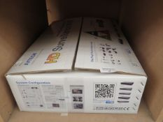 AVTech HD surveillance NVR, unchecked and boxed.