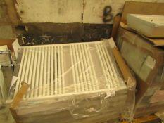 Tissino Towel Rail, White, 1212 x 750 - New & Packaged