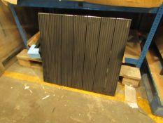 Carisa Radiators bathroom radiator 600 x 660, boxed. Please note, this radiator is ex-display and