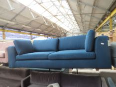 | 1X | MADE.COM 3 SEATER SOFA | no major damage (PLEASE NOTE, THIS DOES NOT PROVIDE ANY WARRANTY