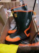 Joldic - Hard Active Gear Wellington Boots - S - Unused.