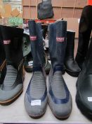 Captain Stag - Outdoor Gear Work Boots - Size 27 - Unused.