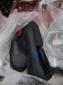 Rouchette - Slide-On Kharki Green Work Shoes - Size 46 - Unused.