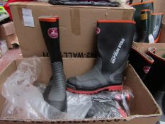 Captain Stag - Outdoor Gear Work Boots - Size LL - Unused.