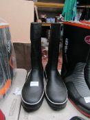 Tretorn - Hike Wellington Boots With Stripe - Size 44 - Unused.