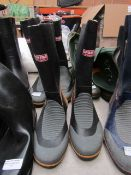Captain Stag - Outdoor Gear Work Boots - Size 25 - Unused.