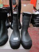 Tretorn - DBZ Grey Boots - Size 36 - Unused.
