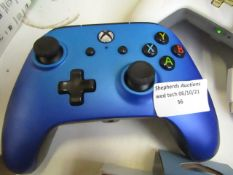 Power A wired controller for Xbox one, unchecked and missing cable