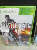 Battlefield 4 for Xbox 360, unchecked in packaging