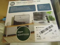 SLX Fabric indoor Antenna P20, unchecked and boxed