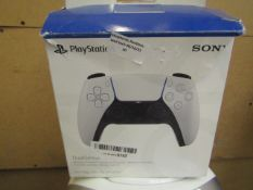 Playstation 5 controller, working but the R2 and L2 buttons are loose