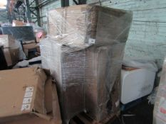   1X   PALLET OF FAULTY / MISSING PARTS / DAMAGED CUSTOMER RETURNS LOFT/COX & COX STOCK UNMANIFESTED