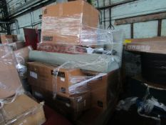 Mixed pallet of Swoon Editions customer returns to include 14 items of stock with a total RRP of