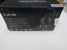 Ctronics Full HD Outdoor PTZ Camera - Unchecked & Boxed - RRP £70