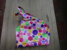 8X TRAVEL, CARRY, SHOPPING BAG SEE IMAGE FOR DESIGN, NEW IN PACKAGE - NEW & PACKAGED.