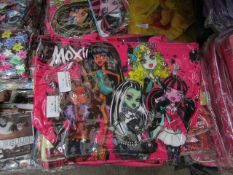 5X MOXL CARRY ZIP BAG, NEW AND PACKAGED, SEE PICTURE