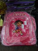 5X DORA KIDS SMALL SHOULDER BAG, SUITABLE FOR SCHOOL, NEW AND PACKAGED