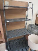 | 1X | COX AND COX COMO TIERED PLANT STAND - LARGE | MISSING A HINGE | RRP £225 |