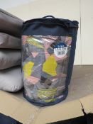Microfibre 13.5 Tog single bed duvet, new and packaged.