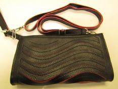 3x Black Clutch Bags - New & Sealed