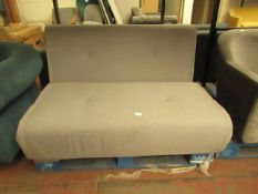   1X   MADE.COM HARU SOFA BED   NO MAJOR DAMAGE (PLEASE NOTE, THIS DOES NOT PROVIDE ANY WARRANTY