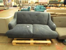 1 x Made.com Lottie 3 Seat Sofa Chalk Grey RRP £399 SKU MAD-SOFLTT010GRY-UK TOTAL RRP £399 This