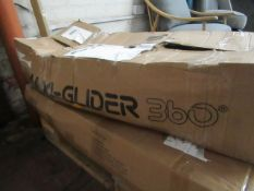   1X   NEW IMAGE MAXI GLIDER 360   UNCHECKED AND BOXED   NO ONLINE RE-SALE   SKU -   RRP £129.99  