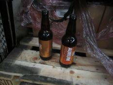 2x Boxes each Containing 8x Eden River Brew Co - Aurum - Refreshingly Fruity Golden Ale - ALC 4.4%