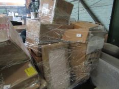 | 1X | PALLET OF FAULTY / MISSING PARTS / DAMAGED CUSTOMER RETURNS MADE.COM/SWOON STOCK UNMANIFESTED