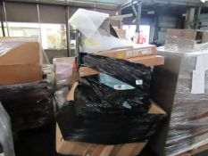 | 1X | PALLET OF FAULTY / MISSING PARTS / DAMAGED CUSTOMER RETURNS MADE.COM/COX & COX STOCK