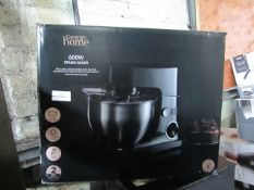 4x 600W Stand Mixer | Unchecked & Boxed | RRP £55 | Total lot RRP £220 | Load Ref 23003080|