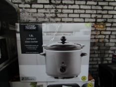 3x 1.8L Pressure Cookers | Unchecked & Boxed | RRP £22 | Total Lot RRP £66 | Load Ref 23003080|