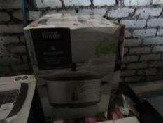2x 3L Slow Cookes | Unchecked & Boxed | RRP £13 | Total lot RRP £26 | Load Ref 23003080|