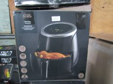 5x 6.2L Digital Air Fryers | Unchecked & Boxed | RRP £55 | Total lot RRP £275 | Load Ref 23003080|