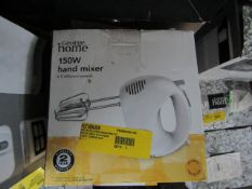 4x 150W Hand Mixer | Unchecked & Boxed | RRP £- | Load Ref 23003080|