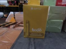 10pcs brand new sealed stock Vape Bars - - rrp £5.99 , 10pcs in lot flavour is : Banana Ice , ,