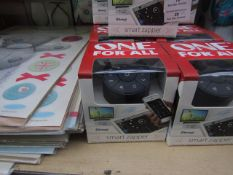 2x One for All smart zapper remote control, new and boxed.