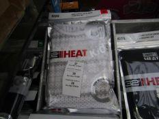1x 32' heat - long sleeve crew neck & legging set - 9/10 - new & packaged