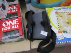 1x Praktica - Shoulder Strap Camera Bag - Some Marks Present, No Packaging.