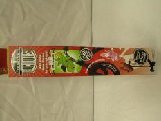 Handlebar Heros - Dress-Up Your Bike or Scooter ( Smoulder Green Dragon ) - Unused & Boxed.